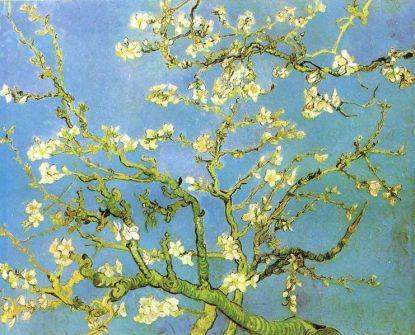 vanGogh Almond Blossoms