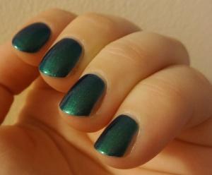 i love nail polish washing ashore
