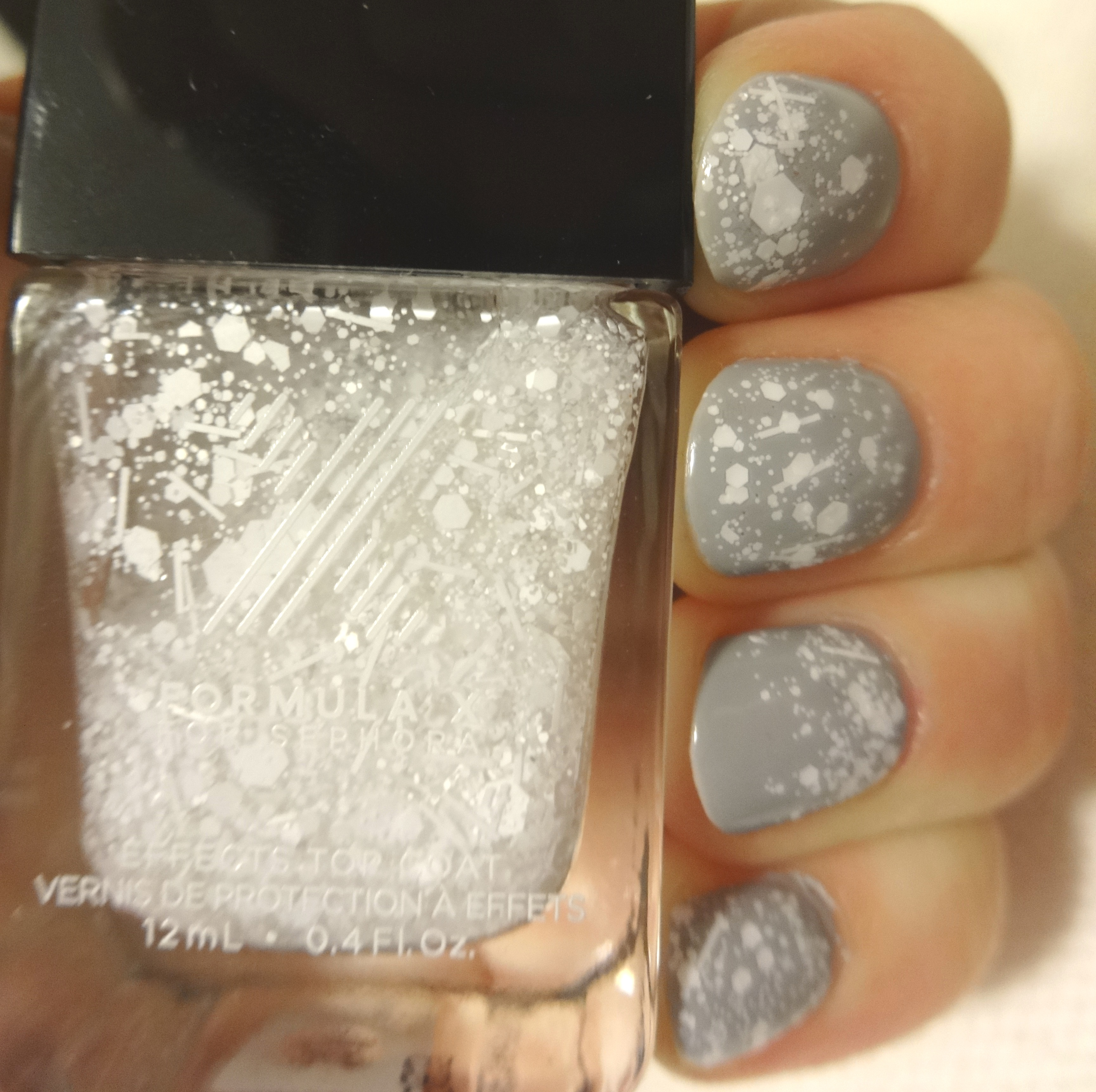 Winter Storm Watch With Julep Dendrie And Sephora Formula X Wham Phd In Nail Polish