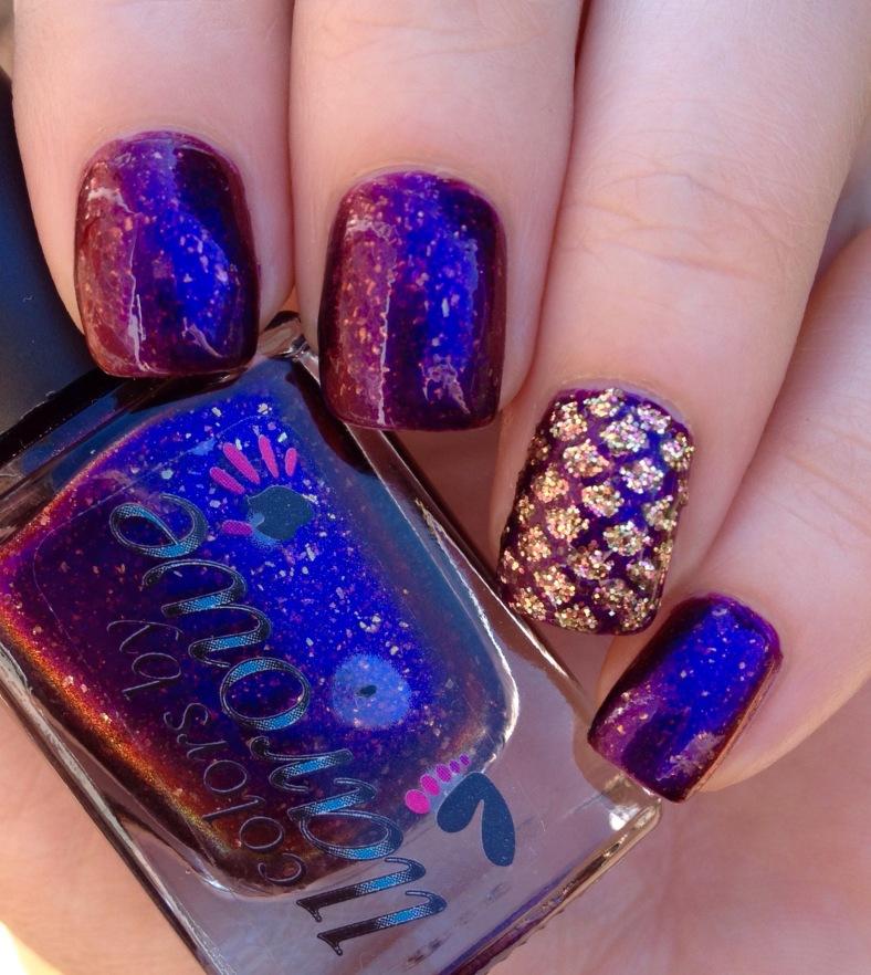 colors by llarowe hellcat ellagee black hills gold crystallux vinyl mermaid