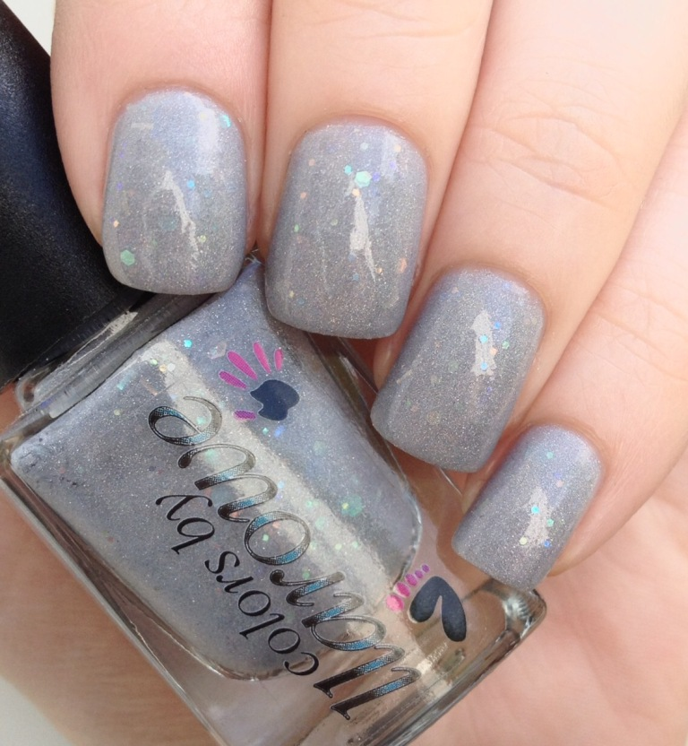 colors by llarowe moonwalker gray holo