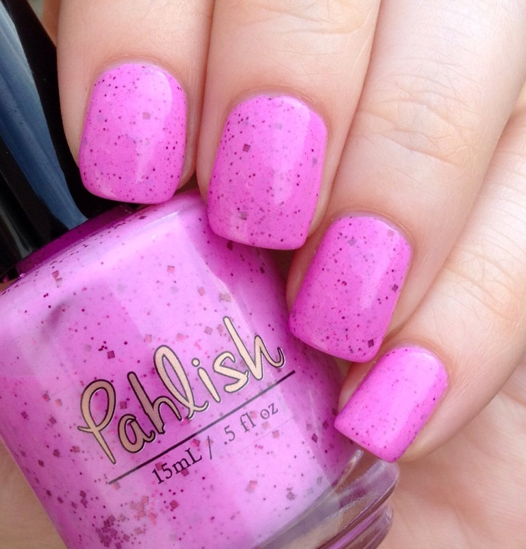 pahlish sugar venom pink