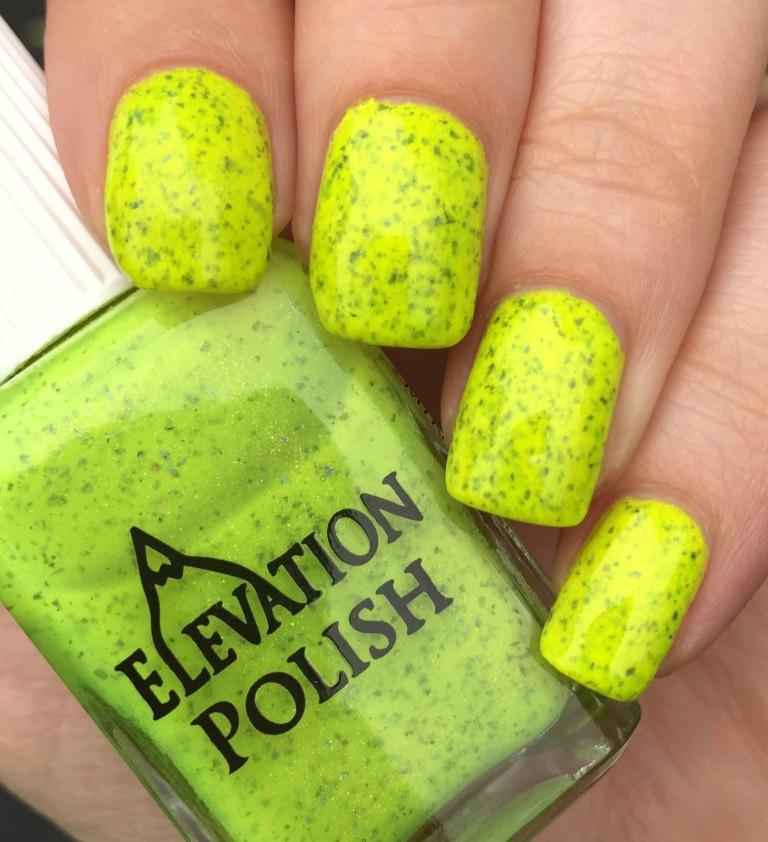 elevation icho namiki neon yellow