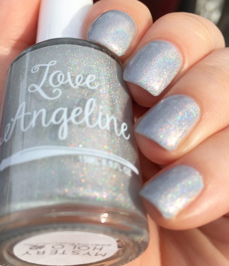 love angeline mystery holo