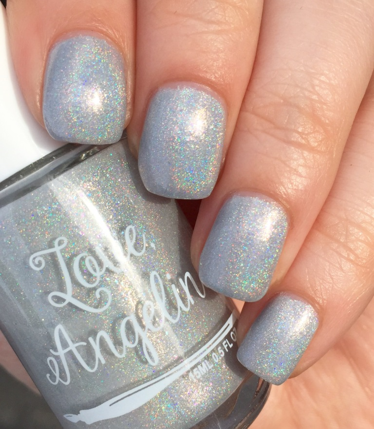 love angeline mystery holo