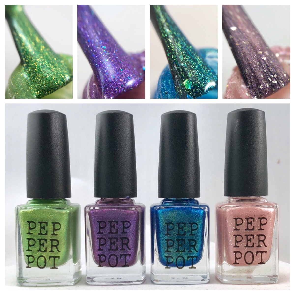 Pepper Pot Polish Wild Planet Collection